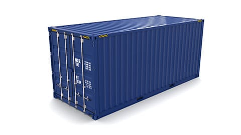 20 ft Dry Container SmartFreight Freight Forwarder