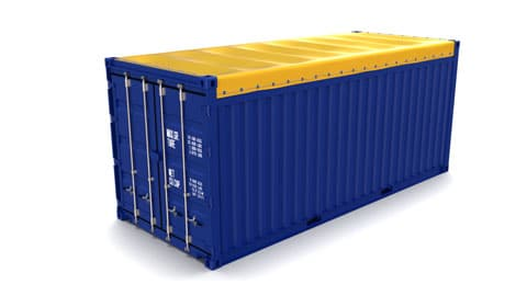 20 ft Open Top Container SmartFreight Freight Forwarder