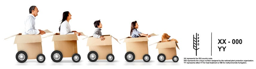 Packing & Move SmartFreight Freight Forwarder