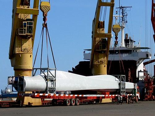 Sea Freight Break Bulk