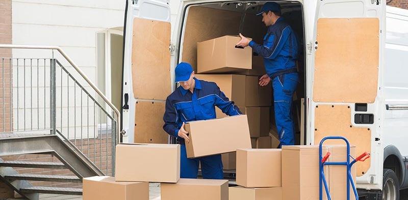 freight forwarder door to door